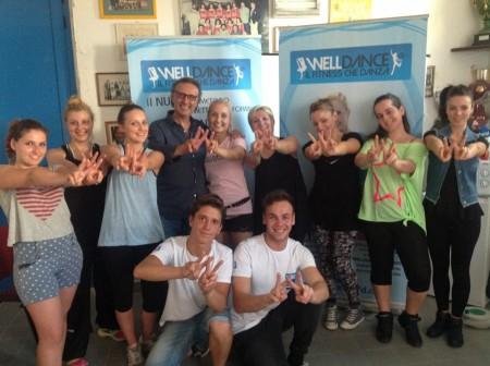 Ultime Notizie:  Tenersi in forma danzando,  la filosofia della Welldance