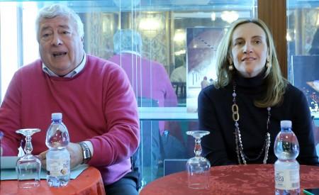 Ottavio Brini sostiene la candidatura di Deborah Pantana
