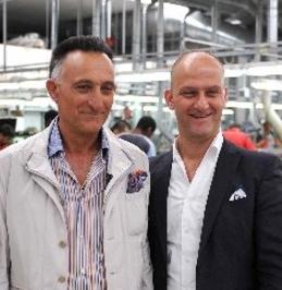 Da-sinistra-Andrea-Santoni-e-il-figlio-Giuseppe