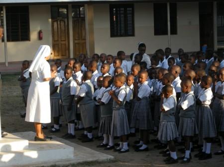 Dar Es Salaam - Scuola2