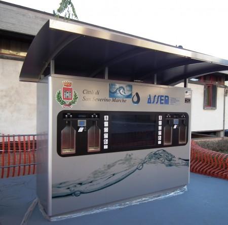 Distributore Casa Acqua