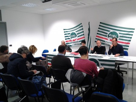 Foto conferenza stampa Cisl (2)