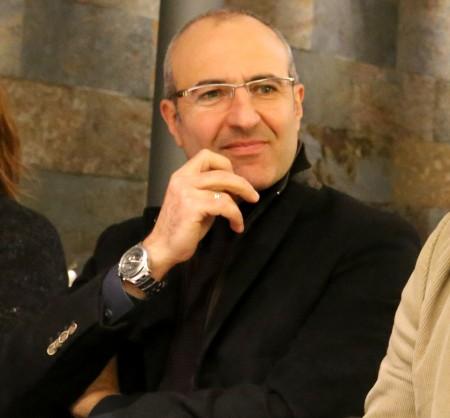 Giorgio Ligliani, presidente della Cna