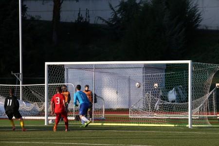 Il gol di Garcia