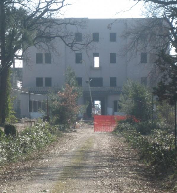 L'ex ospedale Muzio Gallo