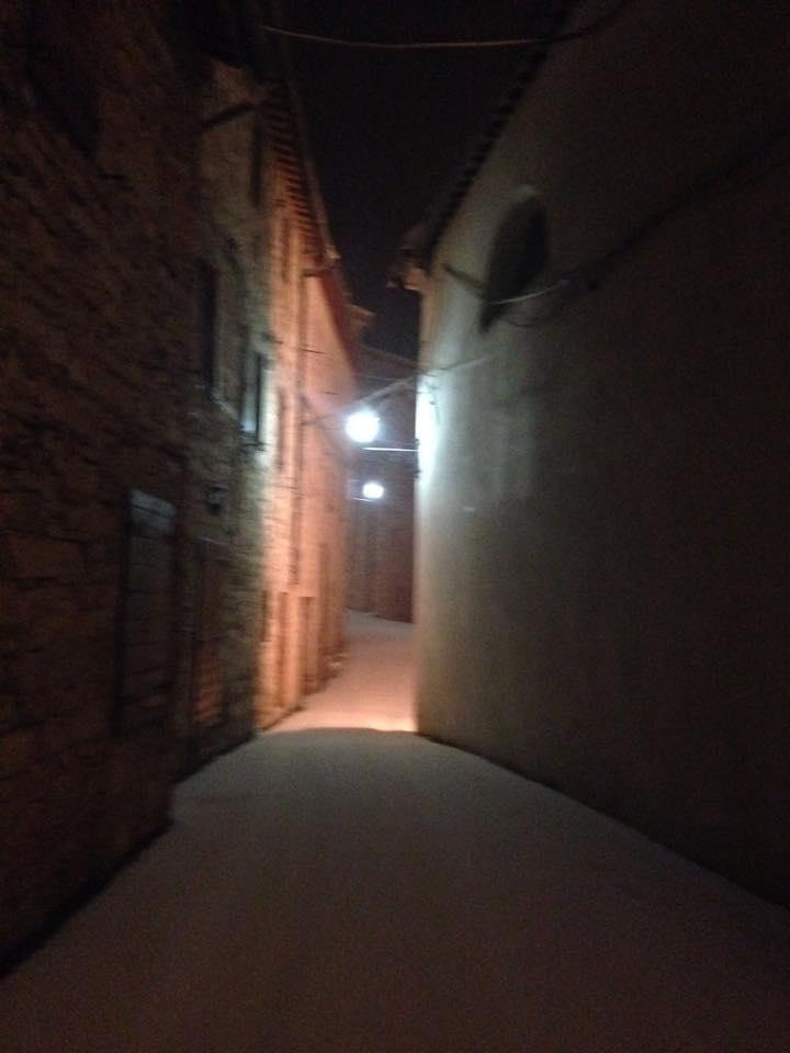Neve a Bolognola stanotte (2)