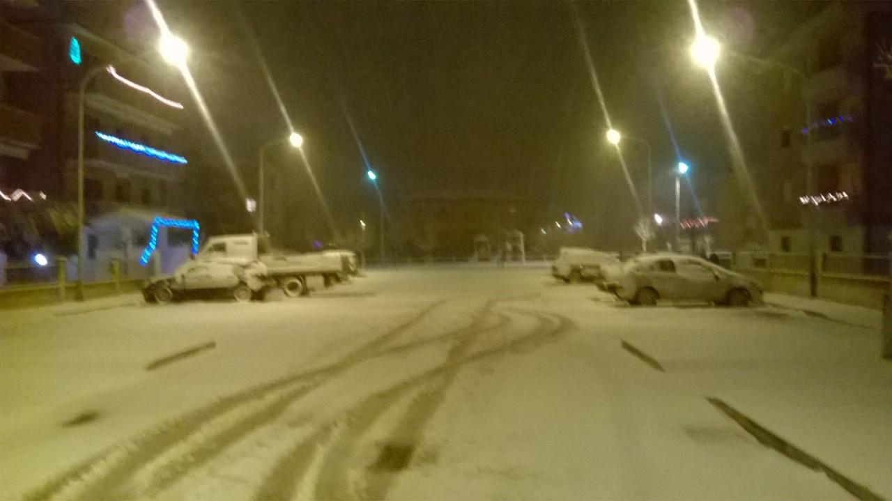 Neve a Matelica