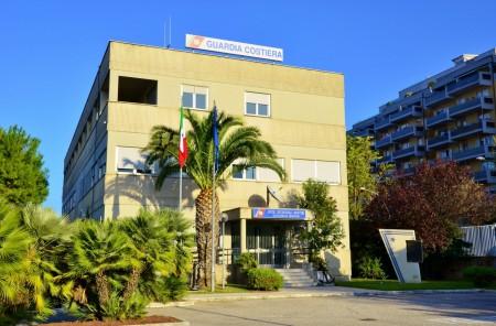 La Capitaneria di Porto di Ancona