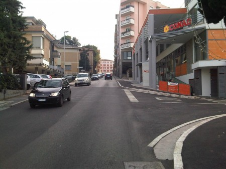 Il nuovo punto vendita Conad in via dei Velini a Macerata