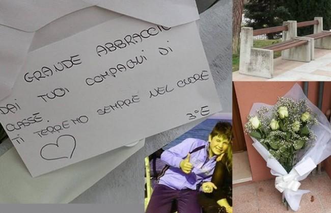 Il delitto del 13enne Simone Forconi, ucciso dalla madre Debora Calamai alla vigilia di Natale, ha sconvolto la città di San Severino e tutta Italia