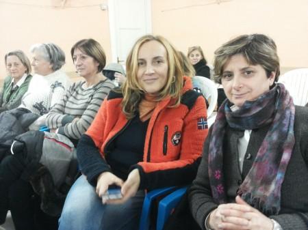 La candidata alle comunali Deborah Pantana è intervenuta all'incontro promosso dalle liste civiche maceratesi