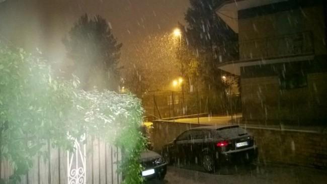 neve via valerio