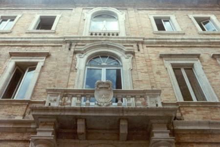 La sede della Provincia in corso della Repubblica