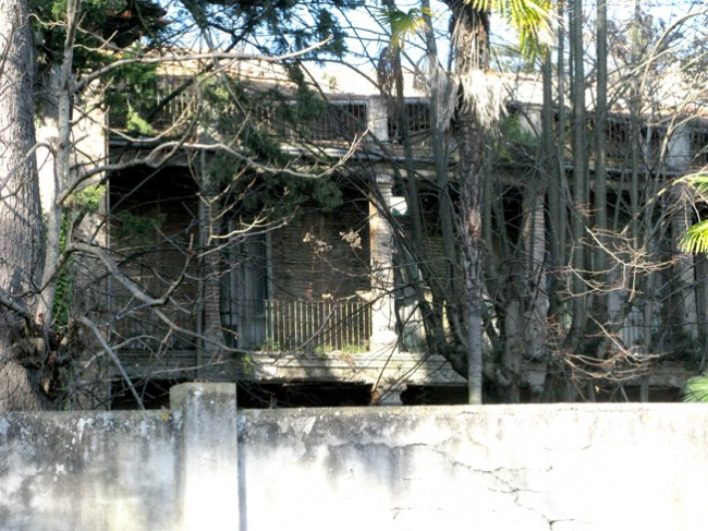 Villa Lauri oggi