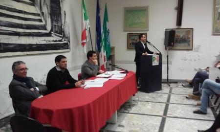 Luca eriscioli, Gianluca Fioretti, Stracci e Francesco Comi