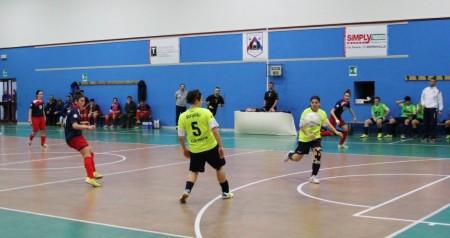 GOL BERDINI Morrovalle Calcio a 5