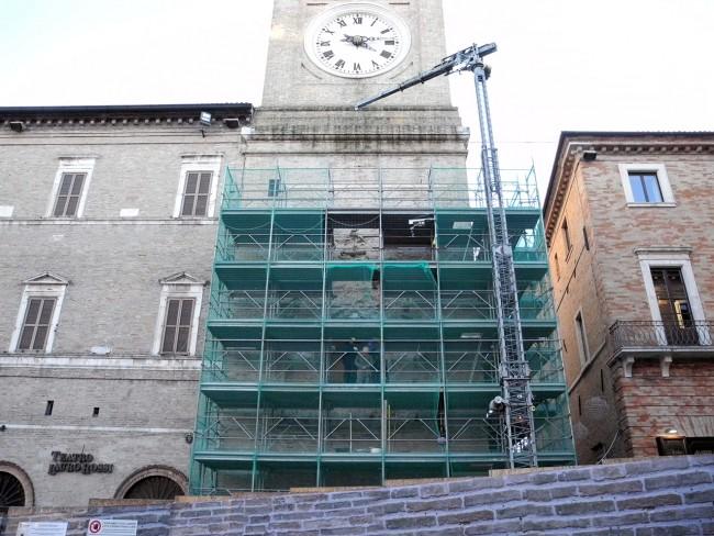 Lavori torre MAcerata (1)