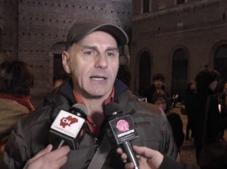 Maurizio Rinaldelli Uncinetti, pres. associazione nuovo cinema
