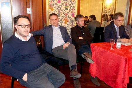 Massimiliano Bianchini, leader di Pensare Macerata, ha dato l'ok a Mandrelli