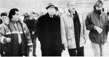 Napolitano nel 1997