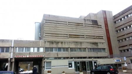 L'ospedale dove è nato il bimbo della suora