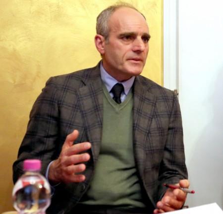 Romeo Renis, consigliere comunale del Pd e portavoce del Nuovo Corso