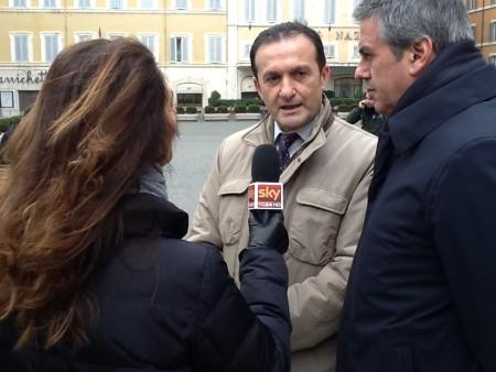 Mirco Ricci e Giacomo Bugaro