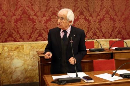 Il capogruppo Udc Ivano Tacconi