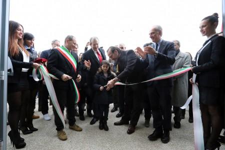 Taglio del nastro palas civitanova Corvatta-Costamagna-Nencini-Silenzi (1)