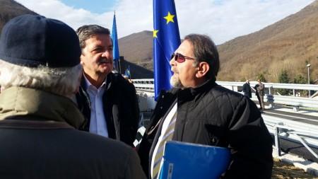 Mario Baldassarri promotore della Quadrilatero spa