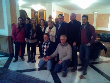 i candidati della provincia di Macerata