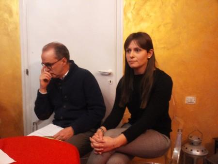 Mario Iesari e Caterina Rogante a differenza di altri hanno condotto una campagna elettorale leale, sostenendo Romano Carancini