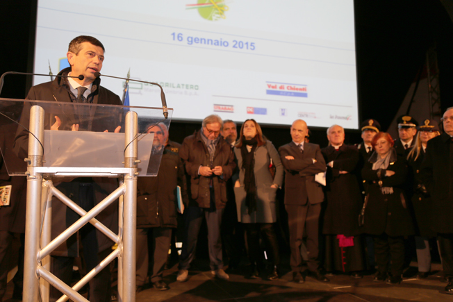 cerimonia inaugurale quadrilatero (1)