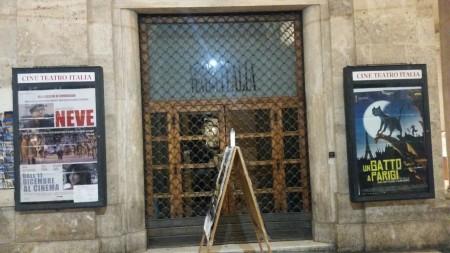 Il cinema Italia chiuderà dopo lgli ultimi due spettacoli in programmazione