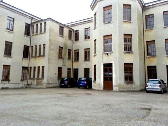 Il convento delle Sorelle Missionarie di Cristo a San Severino