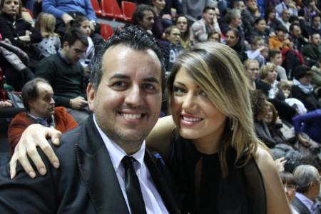 Marco Moscatelli e Claudia Andreatti