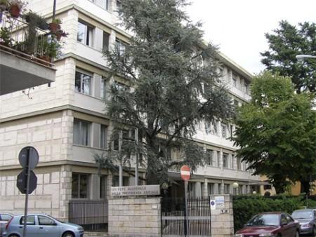 La sede dell'Inps di Ascoli