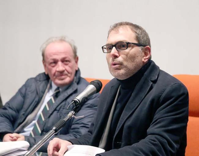 ASSESSORI AL BILANCIO - Pietro Marcolini e Marco Blunno