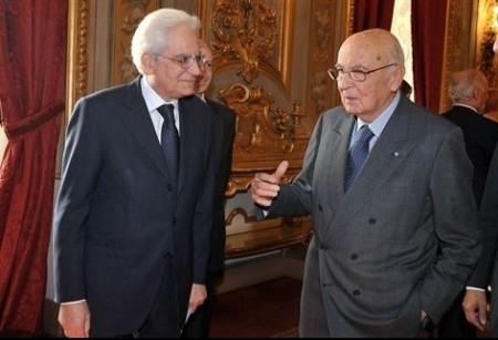 Sergio Mattarella è il nuovo presidente della Repubblica, dopo Antonio napolitano