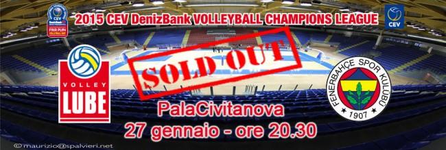 pala civitanova sold out