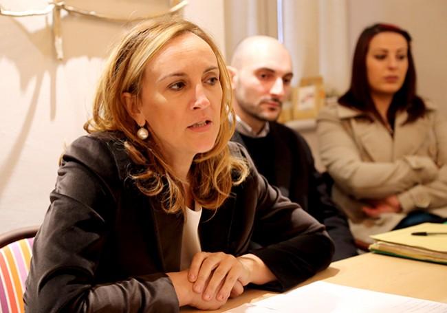 Deborah Pantana dallo scorso settembre si è presentata all'opinione pubblica come candidato sindaco