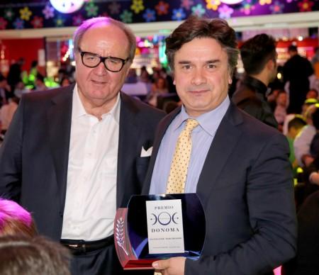 Tra i premiati anche ilm rettore di Unicam Flavio Corradini e l'imprenditore civitanovese Germano Ercoli