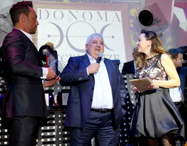 GiorgioLonghi, proprietario del Donoma