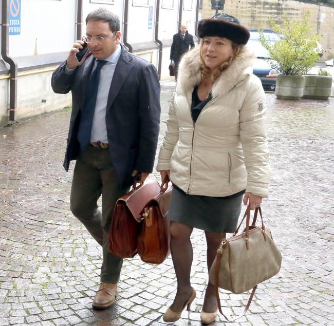 Avvocati di Torrisi - Tiziano Luzi e Maria Squillaci