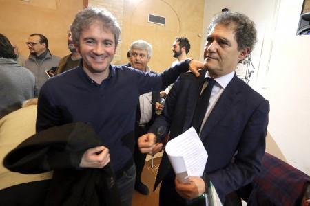 Bruno Mandrelli con Nicola Perfetti