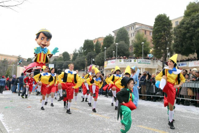 I VINCITORI - Il carro di Pinocchio