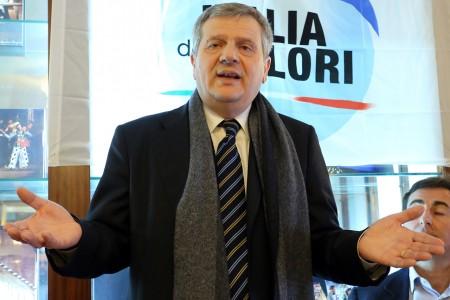 Giuliano Meschini,candidato dell'Idv alle primarie del centrosinistra