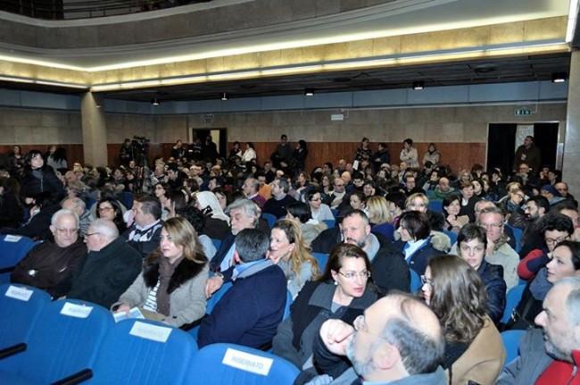 Presente all'incontro anche Maurizio Mosca, candidato sindaco alle prossime comunali