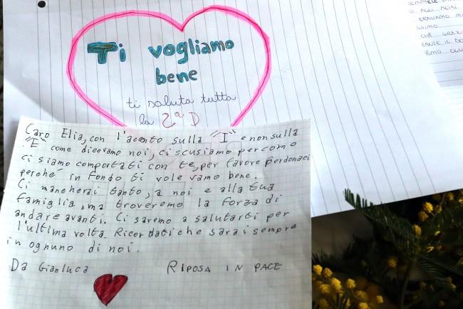 Lettere per Elia Longarini (3)
