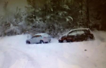 La neve ad Ussita